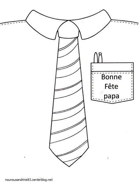 Fetes des peres page 3 - Cravate dessin ...