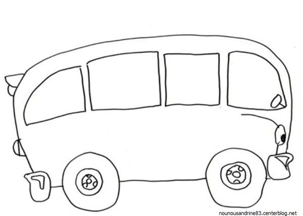 Rentree scolaire page 4 - Bus scolaire dessin ...