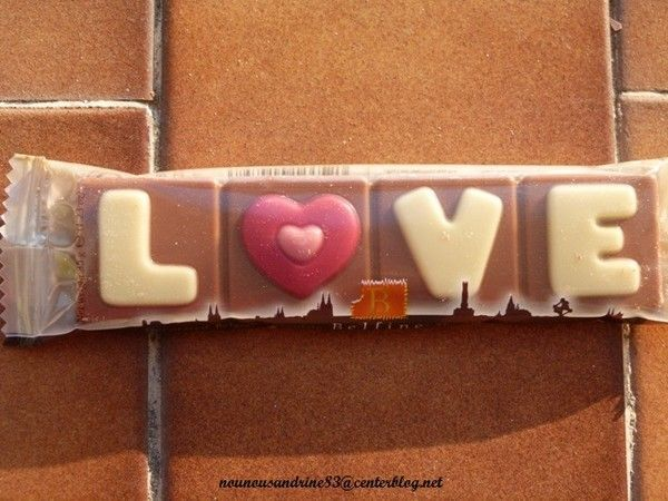 Activit manuelle saint valentin chocolat - Activite manuelle st valentin ...