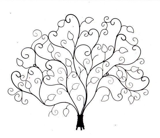 Activit manuelle arbre coeur - Dessin de printemps a imprimer ...
