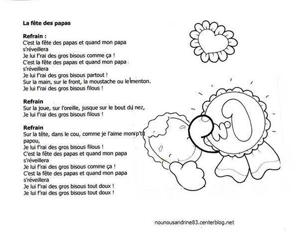 Assistante maternelle nounousandrine 83 - Idee dessin fete des peres ...
