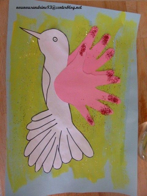 Très animaux oiseaux VA15
