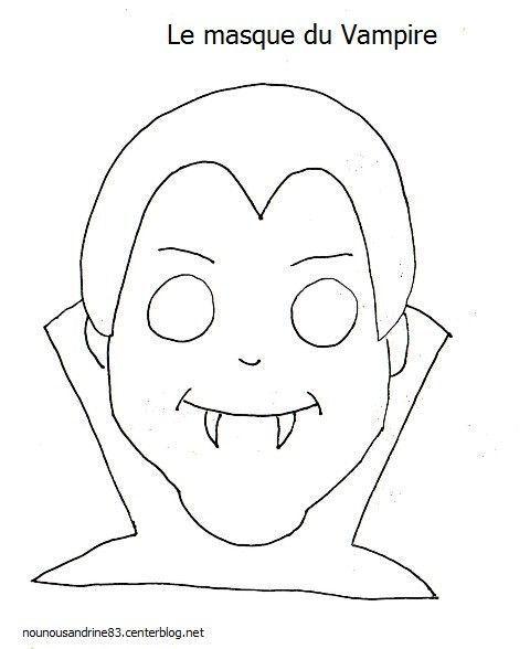 Favori manuelle : le masque du vampire KR68