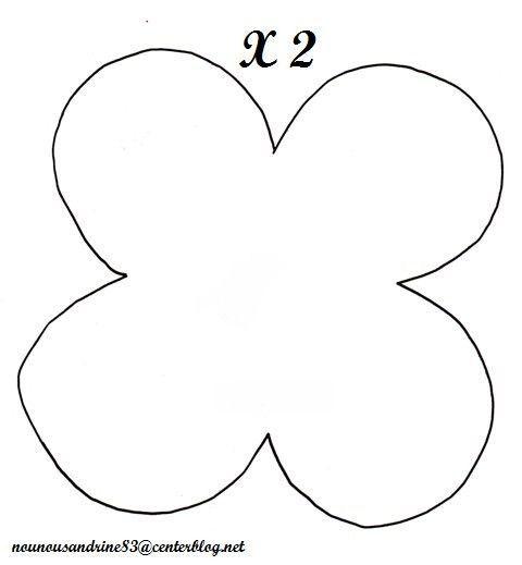 Fete des meres page 4 - Coloriage fleur 8 petales ...