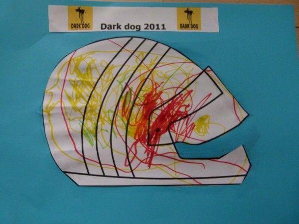 Activit manuelle casque de moto coloriage - Dessin casque moto ...