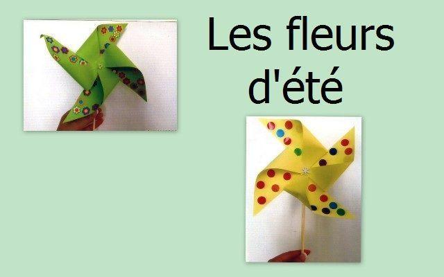 Activite manuelle fleurs crepon fr 39 o 39 blog - Activite manuelle ete ...