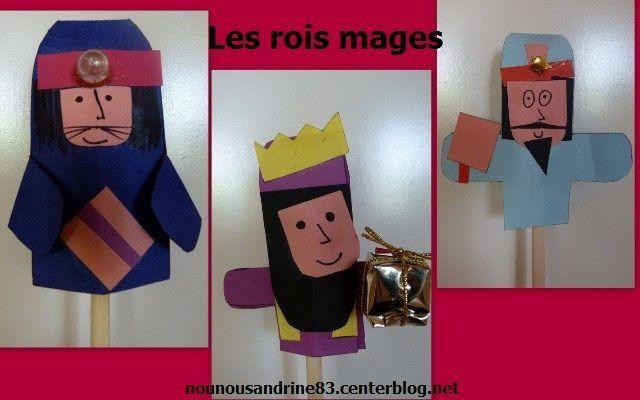 Activite Manuelle Les Rois Mages