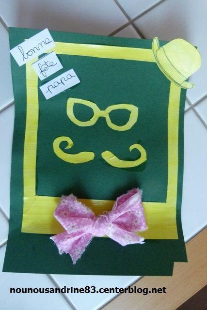 Fetes des peres page 3 - Carte fete des peres maternelle ...