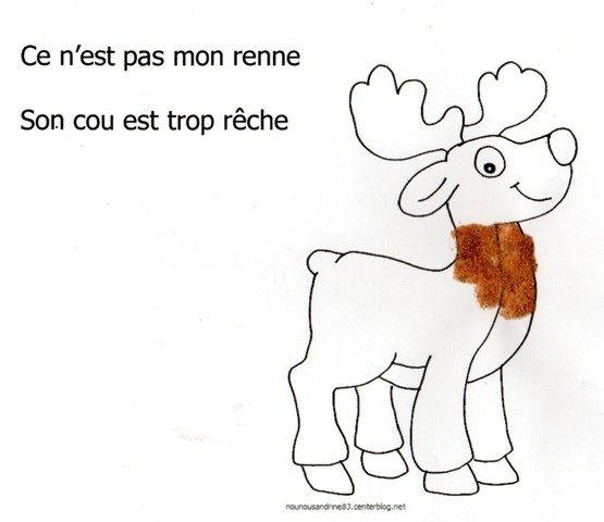 Activit manuelle livre de noel ou est mon renne - Activite manuelle botte de noel ...