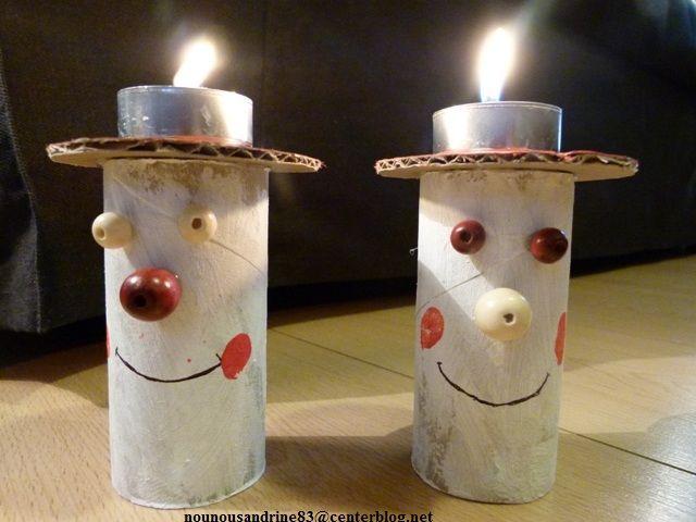 Activit manuelle les champignons - Activite manuelle noel enfant ...
