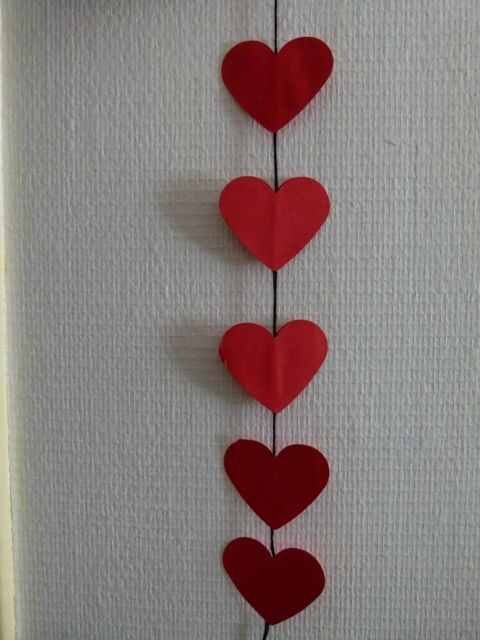 Activite manuelle avec de la laine maison design - Activite manuelle st valentin ...