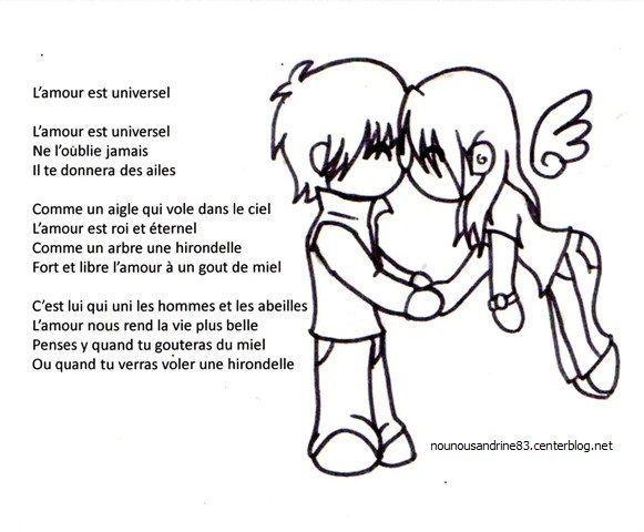 Saint valentin comptines - Activite manuelle st valentin ...