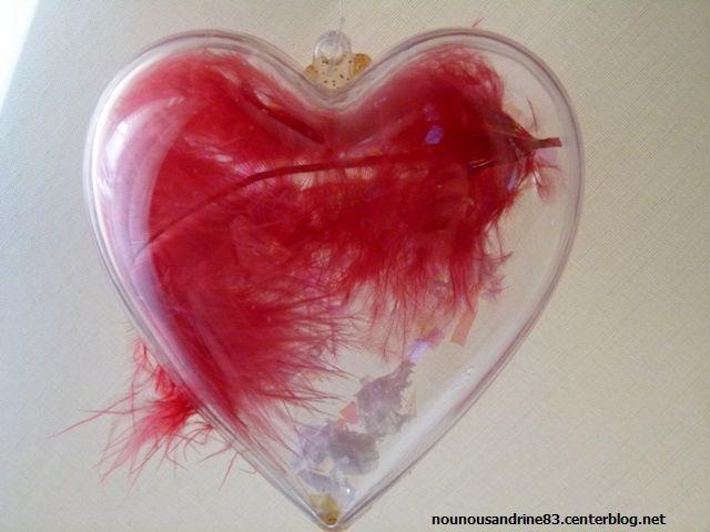 Activit manuelle coeur de st valentin - Activite manuelle st valentin ...