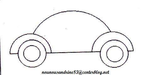 Activit manuelle transports voiture for Activite manuelle bois flotte
