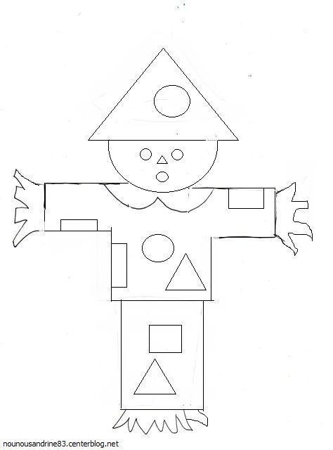 Carre - Dessin forme geometrique ...